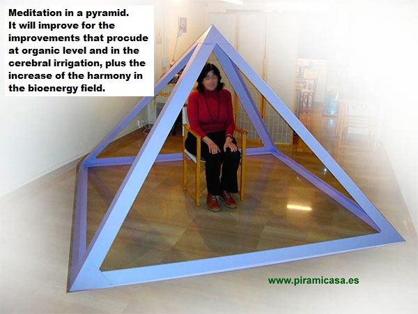 Maditation in a Pyramid