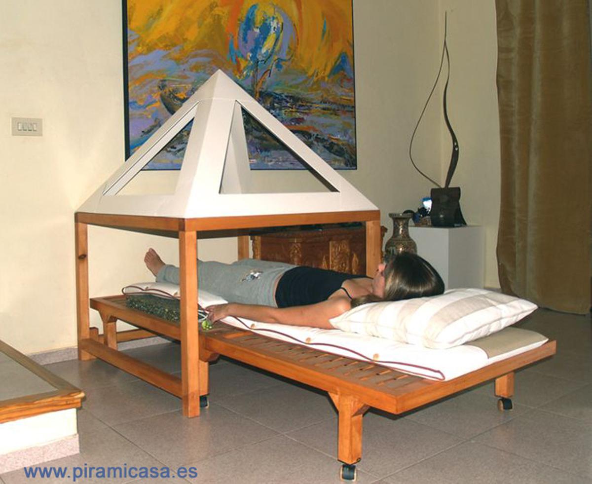 Therapeutic Pyramids