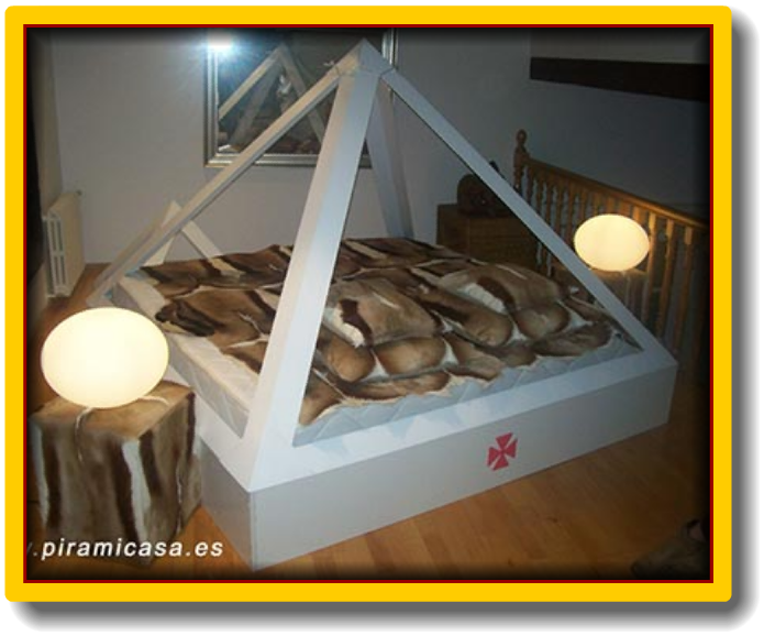 Pyramid bed